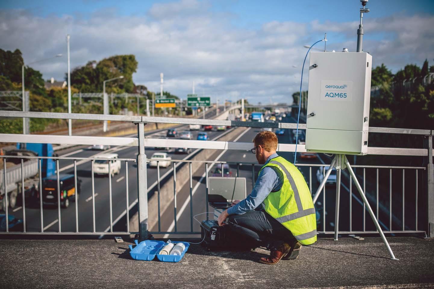 Monitorare l'inquinamento anche e soprattutto d'inverno con Aeroequal